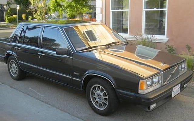 ราคา 3,500 เหรียญสหรัฐฯ Volvo 760 ดีเซลปี 1987 นี้อาจเป็นแรงผลักดันของคุณได้!