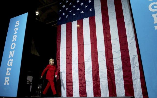 मिशिगन में क्लिंटन अभियान कथित रूप से विफल होने वाली हर चीज के बारे में यहां एक बहुत ही निराशाजनक कहानी है