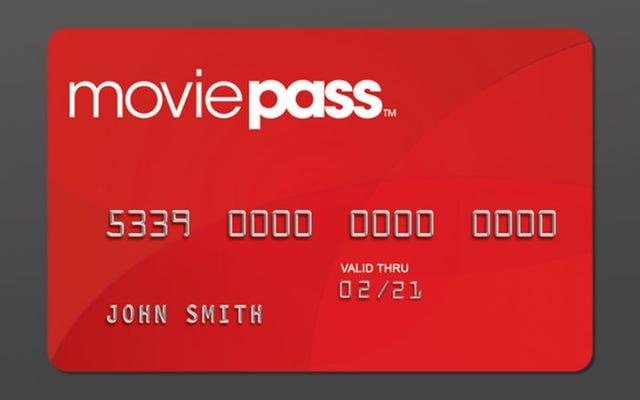 MoviePass corre el riesgo de molestar a los cines con un plan para adquirir derechos cinematográficos