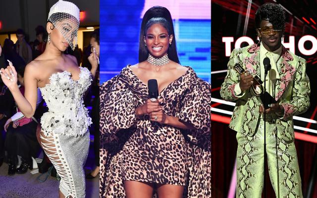 ハロウィーン2020で優勝したのは誰ですか:Saweetie、Ciara、Lil Nas X、またはFake Melania?