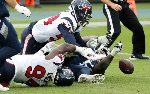 米国はこれまでで最悪のCOVID-19日を迎えているため、NFLはテキサンズ、ベアーズ、イーグルスの症例で2日連続で刺されました[更新]