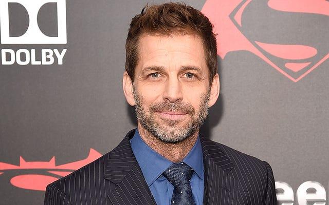Zack Snyder se mantiene optimista El nuevo corte de la 'Liga de la Justicia' estará completo cuando los primeros espectadores finalmente alcancen el tercer acto