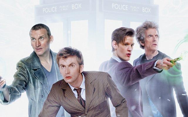 Ecco quanta pianificazione ci vuole per dare vita ai giganteschi crossover comici di Doctor Who