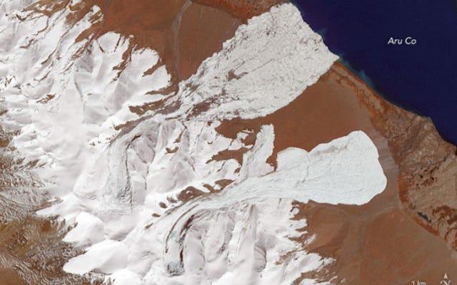 वैज्ञानिकों को लगता है कि वे जानते हैं कि तिब्बती हिमस्खलन के कारण क्या है