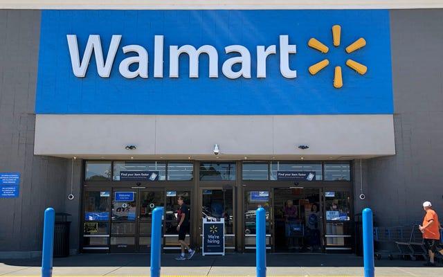 ウォルマートはe-Cigを禁止し、間違いなく人々を殺すものを販売し続けます