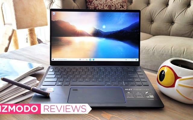 Prestige 14 Evo de MSI es una computadora portátil encantadora para hacer el trabajo