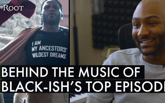 黒っぽいエピソードの最も話題の音楽の背後にある物語