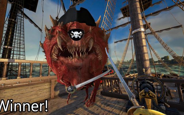 'ショップコンテスト:海賊口調日、勝者のように話してください!