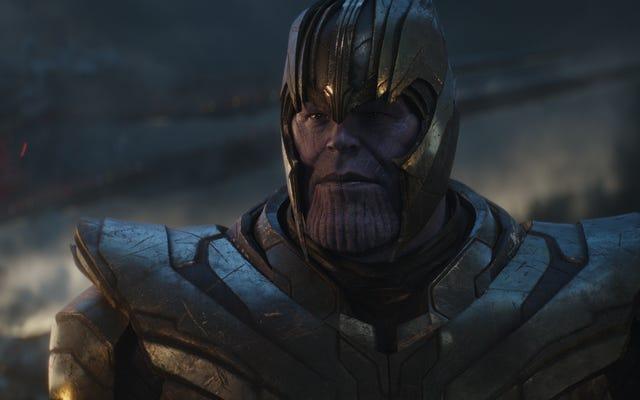 Ecco perché Endgame non aveva Thanos che lanciava la testa mozzata di Cap in giro come una palla da bowling