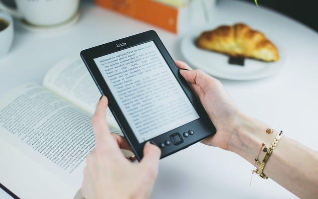 Amazon จะมอบบัตรของขวัญสำหรับเทคโนโลยีเก่าและตำราของคุณ