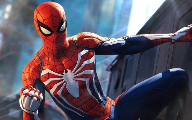 PS5のスパイダーマンについてはまだ質問があります
