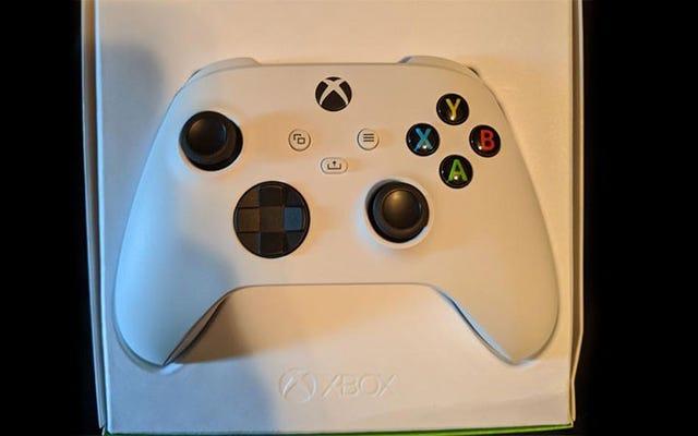 Rapport: Un contrôleur qui fuit mentionne la deuxième console Xbox de nouvelle génération
