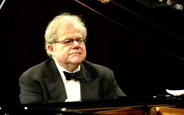 エマニュエル・アックスがピアノの練習をスローガンから解放する方法