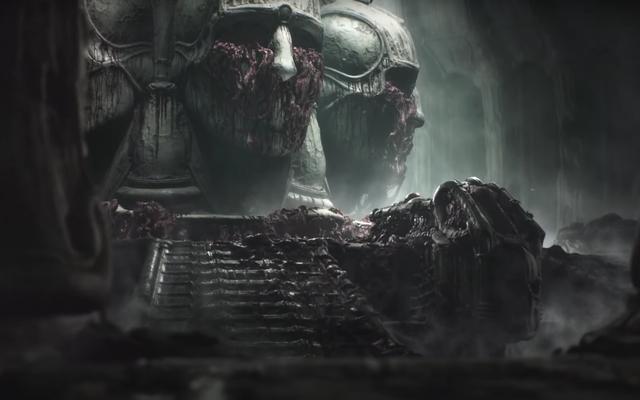 Microsoft mostra i nuovi giochi Xbox Series X, incluso un terrificante incubo in stile HR Giger