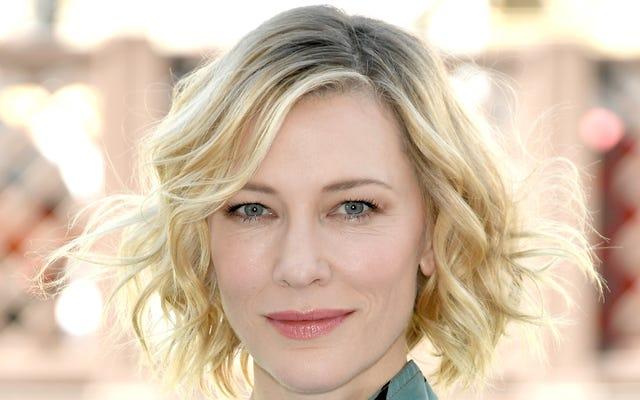 Cate Blanchett bu yılki Cannes'da jüriye liderlik edecek