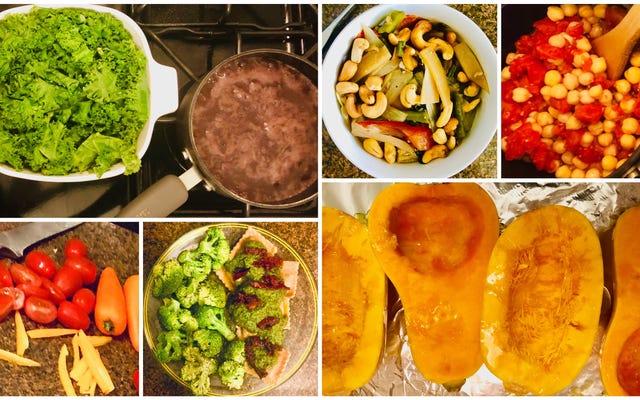 22 giorni a mangiare come Beyoncé, giorno 16: Sì, posso cucinare anche io