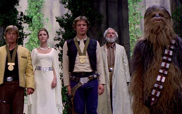 Selamat Ulang Tahun ke-40 Star Wars