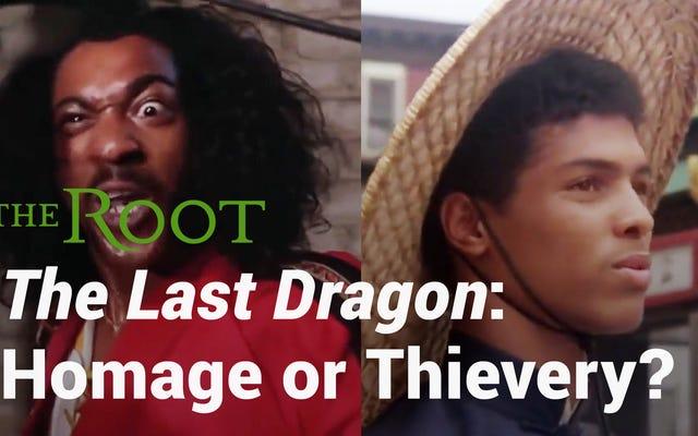वॉच: द लास्ट ड्रैगन का तैमाक टॉक्स विनियोजन बनाम ब्लैक एंड एशियन कल्चर के तहत प्रशंसा