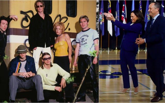 Nuevos radicales, aparentemente uno de los favoritos del esposo de Kamala Harris, para reunirse para la inauguración de Biden