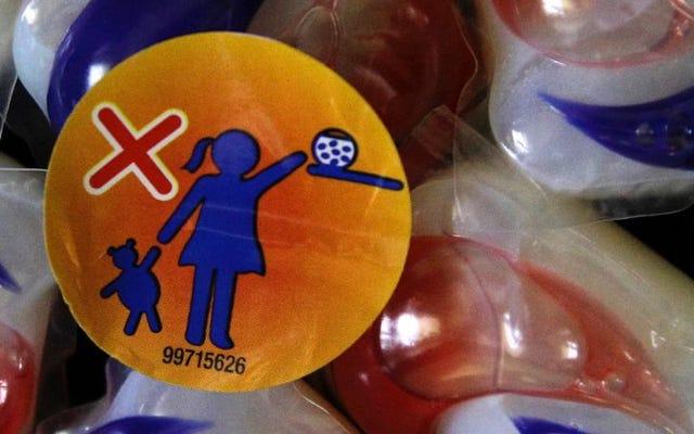 """Tide Maker On Detergent Capsule Viral: """"Không phải lỗi do lỗi của chúng ta mà thanh thiếu niên ngốc nghếch"""""""