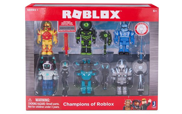 Roblox wkracza do branży zabawek