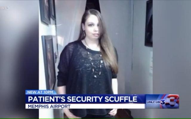 ผู้ป่วยเนื้องอกในสมองของ St.Jude ได้รับบาดเจ็บและถูกจับกุมหลังจากพบ TSA