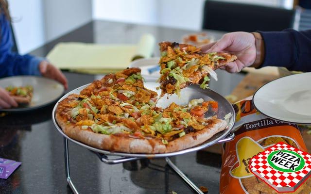 Porzuć fundamentalizm pizzy i przyjmij chwalebną obrzydliwość, jaką jest Taco Pizza