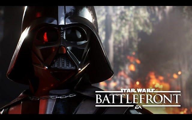 EA เผยโฉมใหม่ของ Star Wars Battlefront