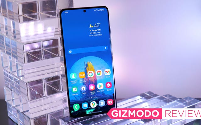 Revisión del Samsung Galaxy S21 Ultra: el teléfono más maximizado por el dinero