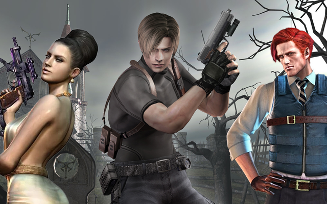 Лучшие и худшие прически из франшизы Resident Evil