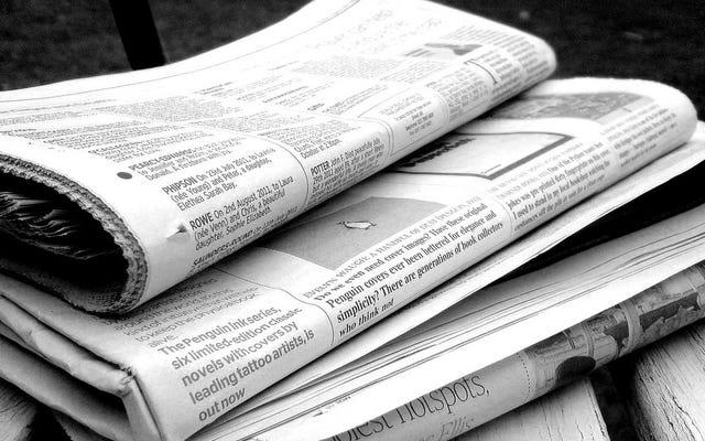 ピューリッツァー賞を受賞した新聞編集者が女性スタッフの同一賃金を提唱したことで解雇