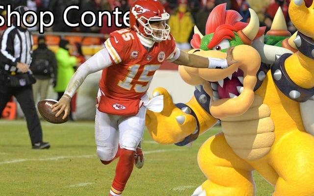 Konkurs sklepowy: Super Bowl 2021