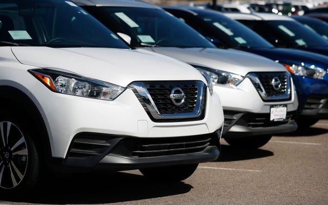 Sta diventando reale per Nissan