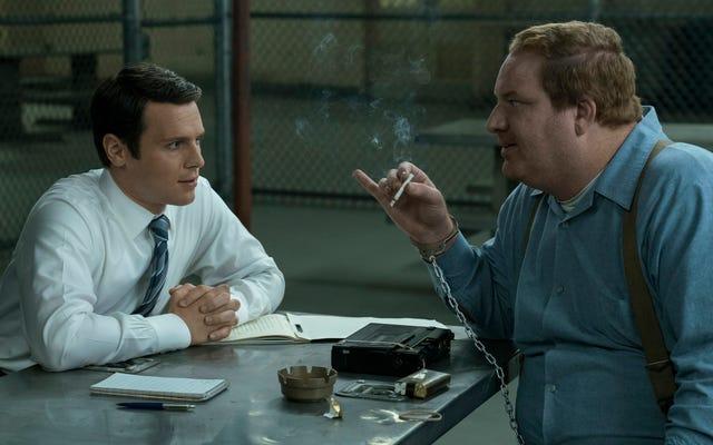 El principio del placer: el agente Ford de Mindhunter aprende sobre el poder de un asesino, luego sale del sistema para manejarlo