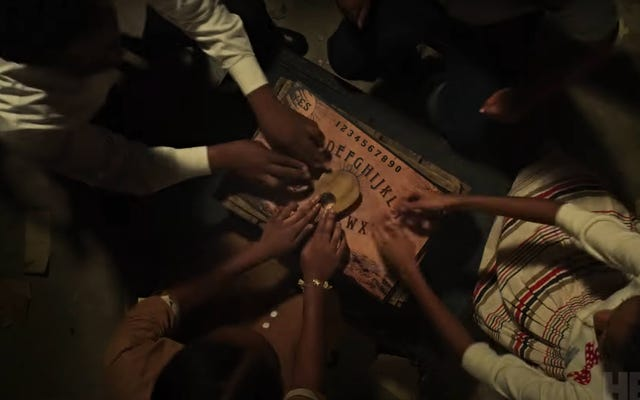 Le guide de voyage Safe Negro au pays de Lovecraft: 'Holy Ghost'