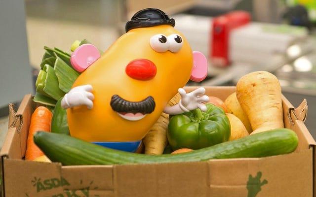 हैस्ब्रो ने खाद्य अपशिष्ट को कम करने में मदद करने के लिए श्री आलू प्रमुख का एक विजयी संस्करण बनाया