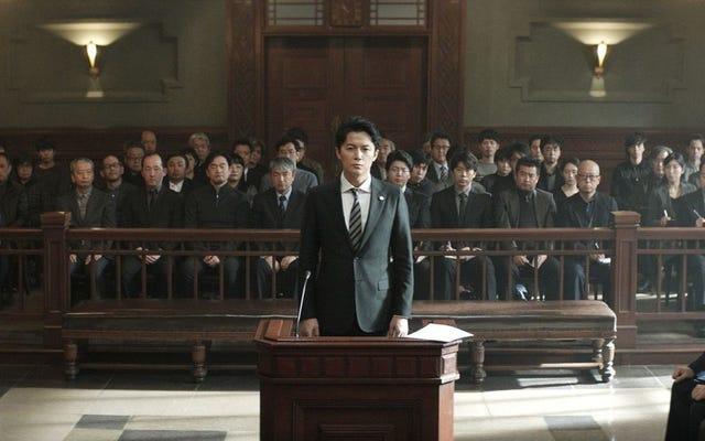 カンヌで最優秀賞を受賞する前に、是枝裕和は三度目の殺人事件をぶち壊しました