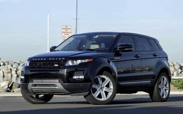 ที่ 17,000 ดอลลาร์ Land Rover Range Rover Evoque Pure Plus ปี 2013 นี้มี 'มันหรือไม่'