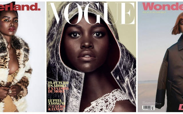 もっと、もっと、もっと...秋はさらに多くの#BlackGirlMagicを雑誌にもたらします