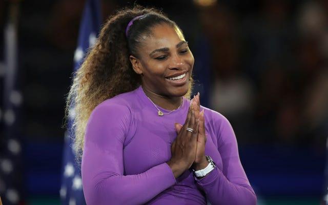 Serena Williams odmówiła zdobycia rekordowego tytułu Grand Slam 19-letniego Kanadyjczyka