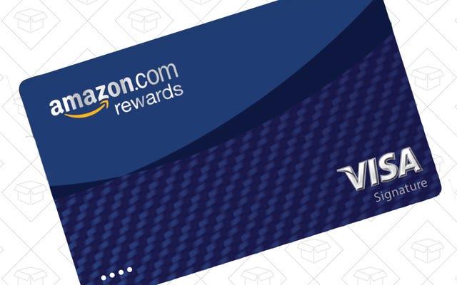 Prime Day Prep: ผู้ถือวีซ่า Amazon สามารถประหยัดเงินได้ $ 30 สำหรับการซื้อ 150 เหรียญในวันอังคารหน้า