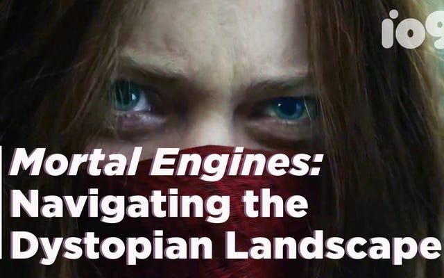 Peter Jackson de Mortal Engines sur Imaginer un nouveau monde après une apocalypse