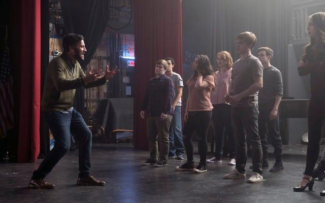 Rise'ın müzikal tiyatro draması, önizlemelerde birkaç hafta daha kullanabilirdi