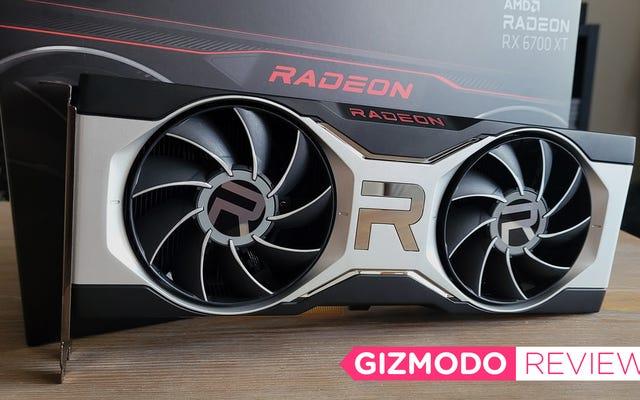 एएमडी के Radeon RX 6700 XT इतना अच्छा है कि मैं प्रार्थना कर रहा हूं कि पर्याप्त स्टॉक है