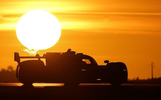 Le Mans 24 Jam Sangat Berat Di Privateers Tahun Ini
