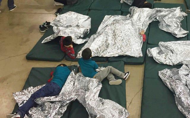 1,300人の教授が児童虐待としての移民家族の分離を非難する手紙に署名
