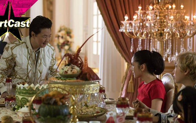 Безумно богатые азиаты - начало революции?