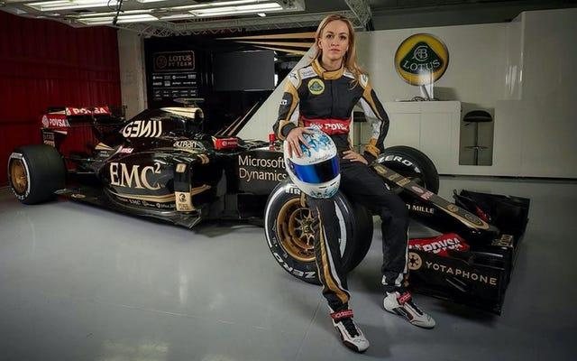 国際モータースポーツ評議会は女性を代表する可能性のある最悪の女性を選ぶ