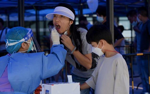 चीन ने लगातार चौथे दिन शून्य नए स्थानीय रूप से प्राप्त कोविद -19 मामलों की रिपोर्ट दी