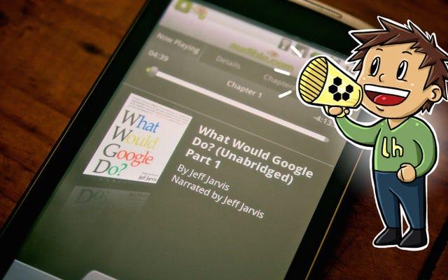 Jaka jest najlepsza usługa audiobooków?